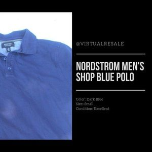Nordstrom Men's Shop Blue Polo